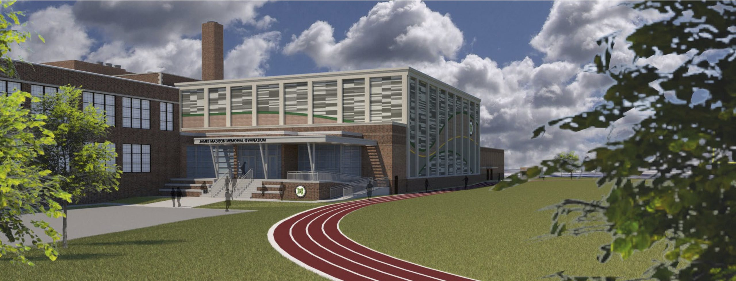 New gym, storm shelter coming to Dallas' James Madison High School