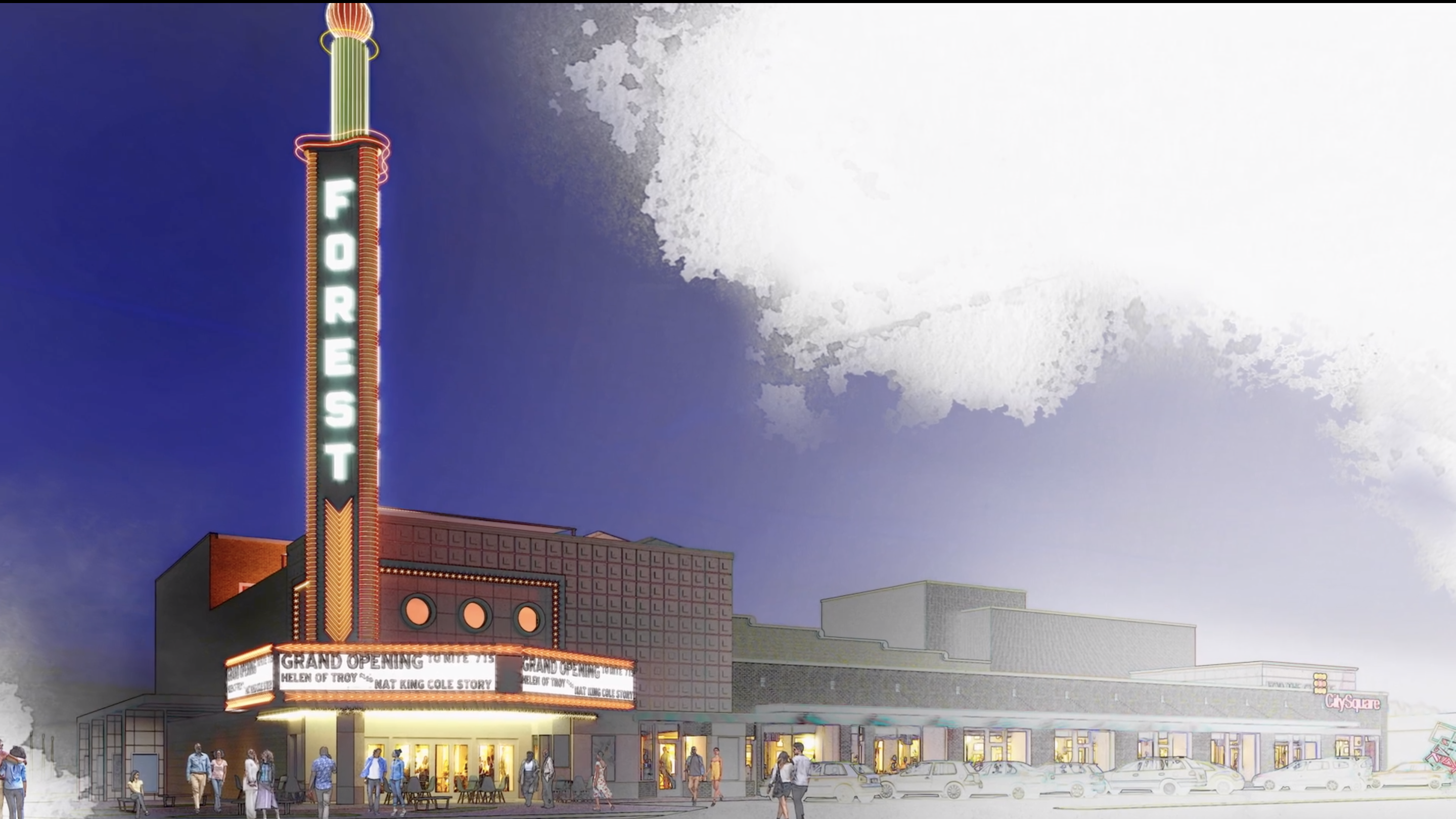 'Transformational' news on South Dallas' historic Forest Theater coming in February