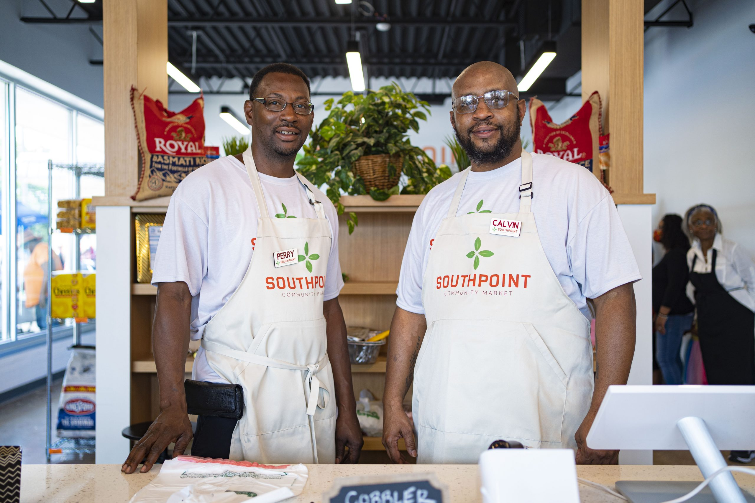 New grocery store reflects Cornerstone church's belief that 'South Dallas deserves beautiful things'