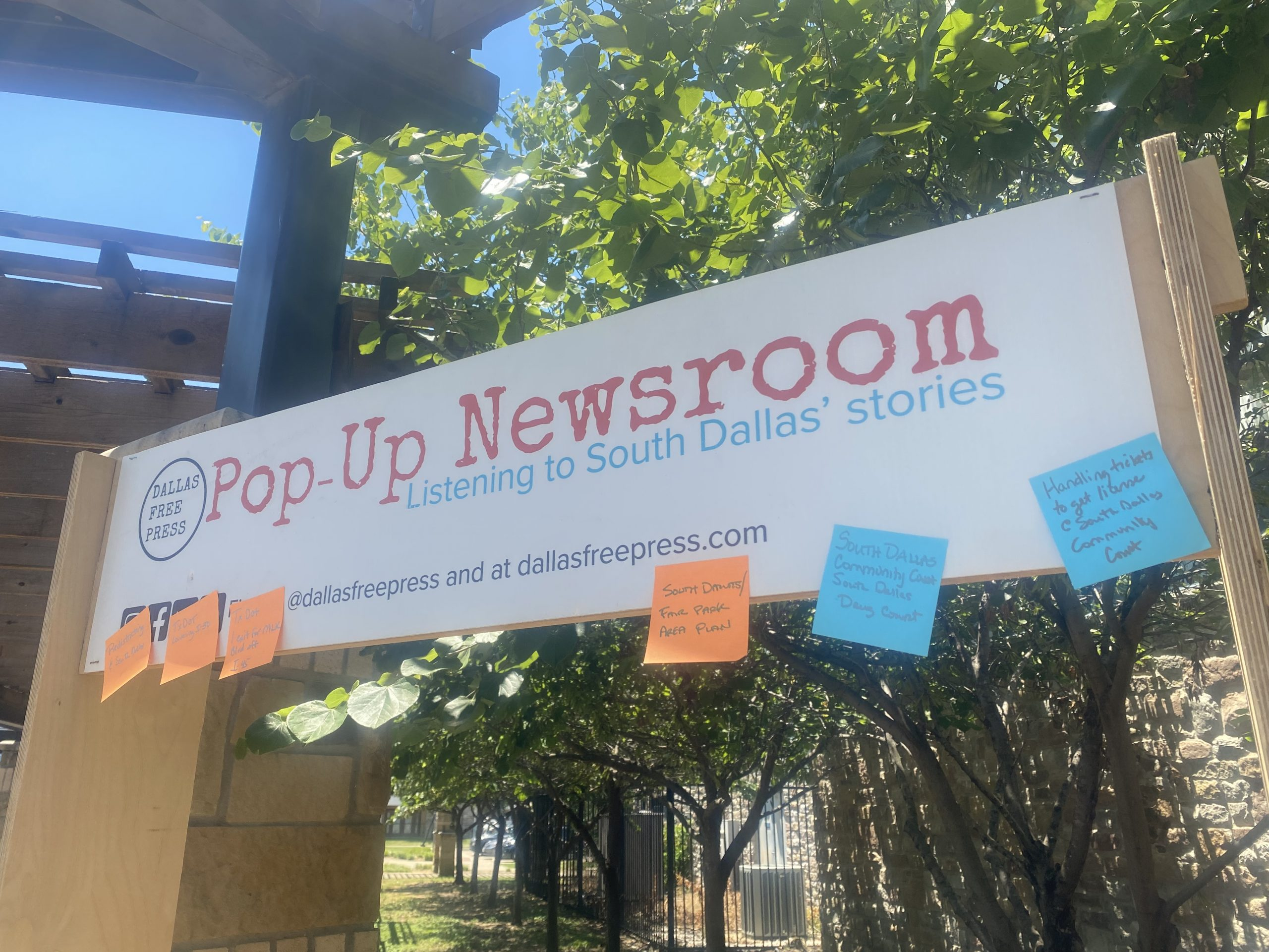 Community-centered journalist needed at Dallas Free Press
