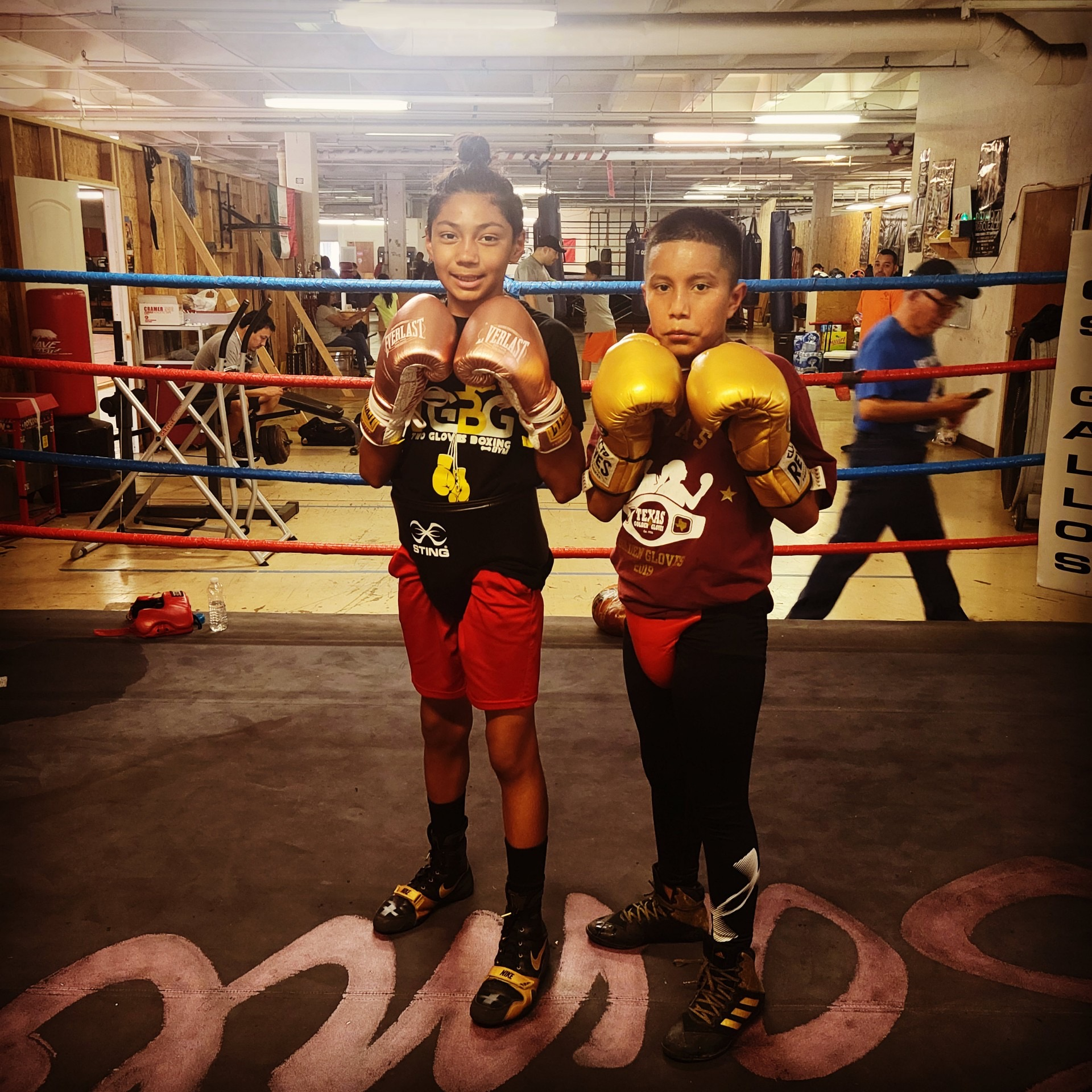 Los Gallos: A gym from West Dallas where boxing teaches life lessons