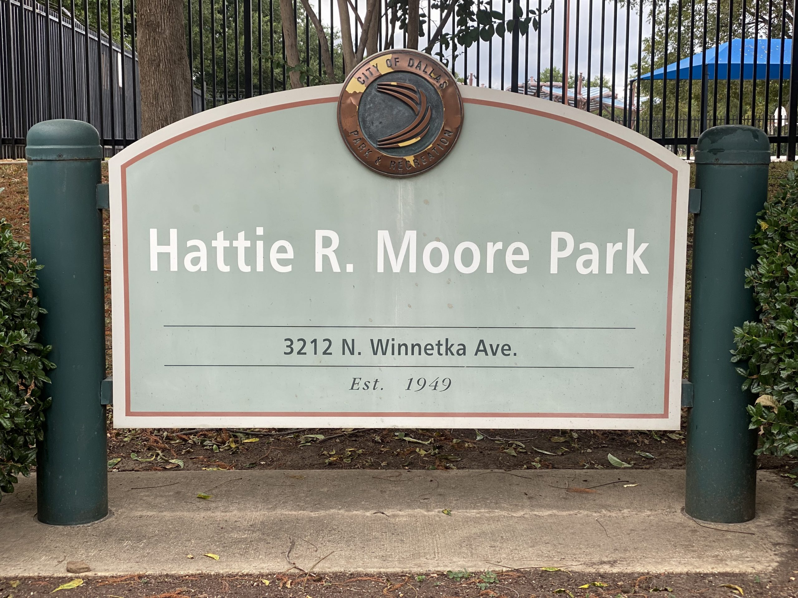 Changes are coming to Hattie Rankin Moore Park in Los Altos. The City wants West Dallas' input.